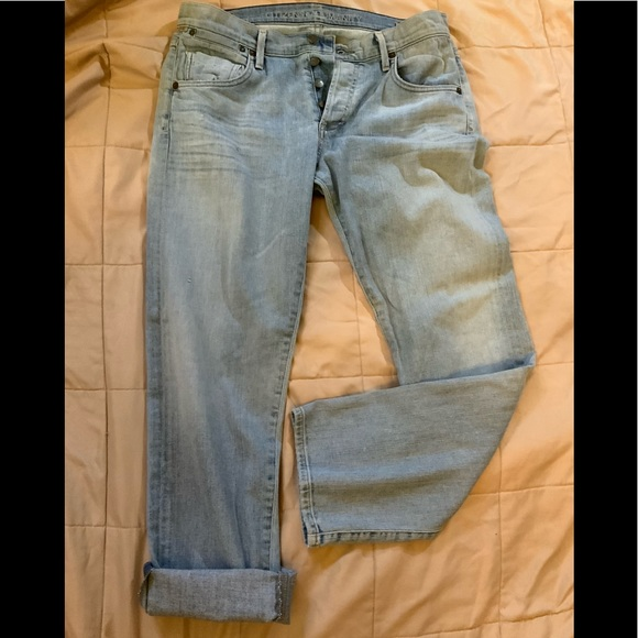 Citizens Of Humanity Denim - Citizens of Humanity boyfriend jeans